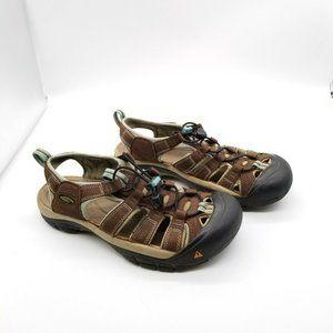 Keen Womens Newport H2 510230 Brown Sandals